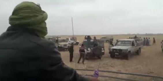 بالفيديو.. مواجهات عنيفة بين رعاة وساكنة دواوير باقليم آسفي