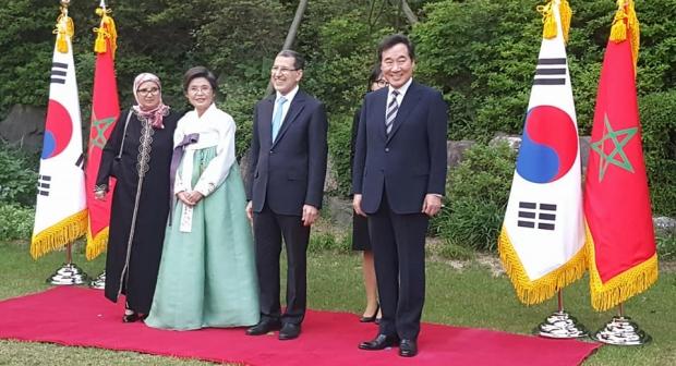 بعد جدل واسع.. العثماني: زيارتي لكوريا فتحت الباب أمام الاستثمارات