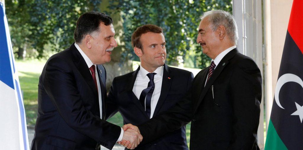 باريس.. الأطراف الليبية تتفق على تنظيم انتخابات رئاسية وتشريعية