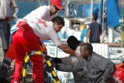 إنقاذ 11 مهاجرا سريا من الغرق بسواحل طريفة
