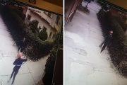 بالفيديو.. لحظة اعتداء لص على أحد المارة بـ«ساطور» بسلا!
