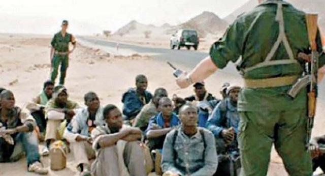 منظمات دولية تطالب الجزائر بالكف عن ترحيل المهاجرين الأفارقة