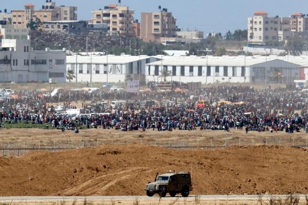 غواتيمالا تنقل سفارتها إلى القدس وسط غضب فلسطيني