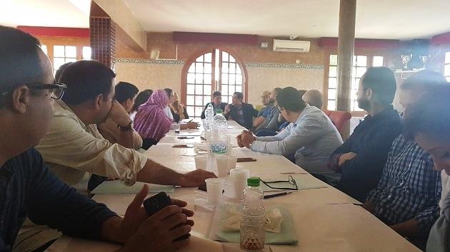 الشبكة المغربية للتحالف المدني تطالب بالتفاعل مع قضايا الشباب