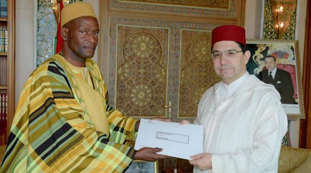 بتعليمات ملكية.. بوريطة يستقبل مبعوث رئيس جمهورية غينيا بيساو
