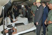 الملك يأمر بإقامة مستشفى جراحي ميداني بقطاع غزّة