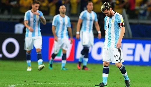 مونديال روسيا..صدمة بالمنتخب الأرجنتيني