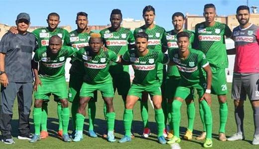 دوري الأبطال...الدفاع الجديدي في مباراة صعبة ضد مازيمبي
