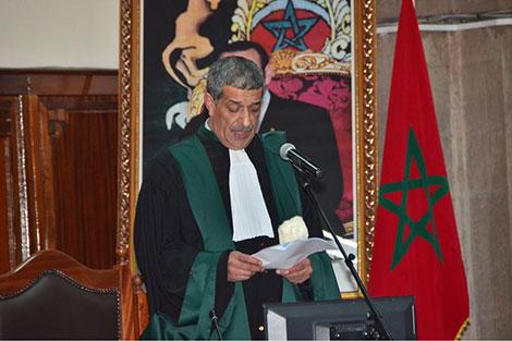 رسميا.. تنصيب بنسامي وكيلا عاما للملك لدى محكمة الاستئناف بالبيضاء
