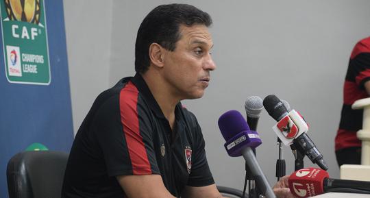 المصري البدري مرشح لتدريب الرجاء البيضاوي
