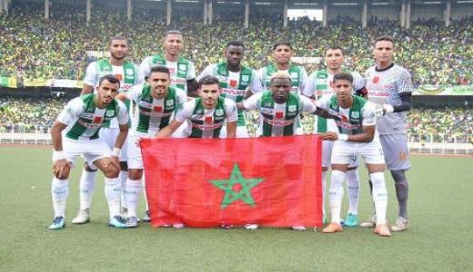 دوري أبطال إفريقيا... الدفاع الجديدي يضيع فوزا في المتناول
