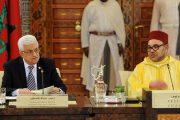 الملك محمد السادس يجري مباحثات هاتفية مع محمود عباس