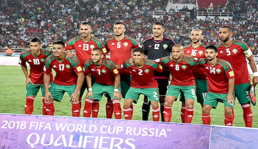 مدرب إسبانيا يصف المنتخب المغربي بـ