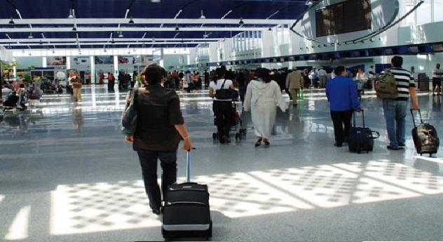 الحكم على الشرطي المرتشي بمطار مراكش المنارة