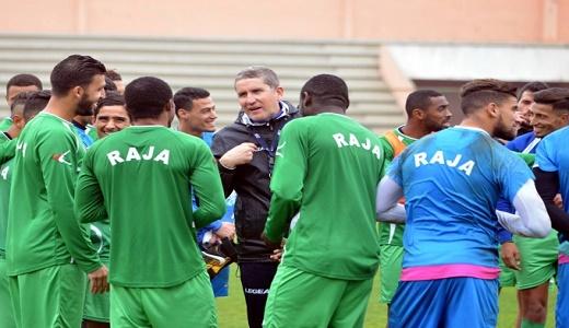 الرجاء البيضاوي...المدرب يرحل ولاعبون يغادرون