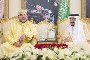 العاهل المغربي ونظيره السعودي يؤكدان على ضرورة توحيد المواقف تجاه إيران