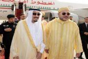 الملك سلمان يهنئ الملك محمد السادس بحلول رمضان الكريم