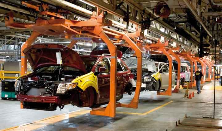 تقرير: ارتفاع الرقم الاستدلالي للصناعات التحويلية باستثناء تكرير البترول