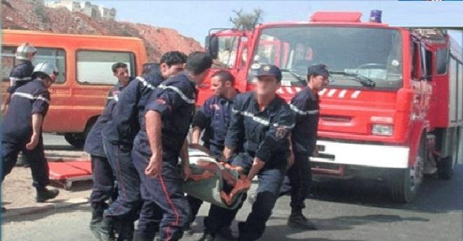إصابة زوجين سائحين في انقلاب سيارتهما بحافة جبل نواحي بني ملال