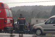 مصرع 5 أشخاص من عائلة واحدة في حادثة سير بين شيشاوة والشماعية