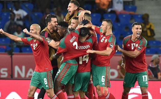 موقع سوري..المغرب أمل العرب في المونديال