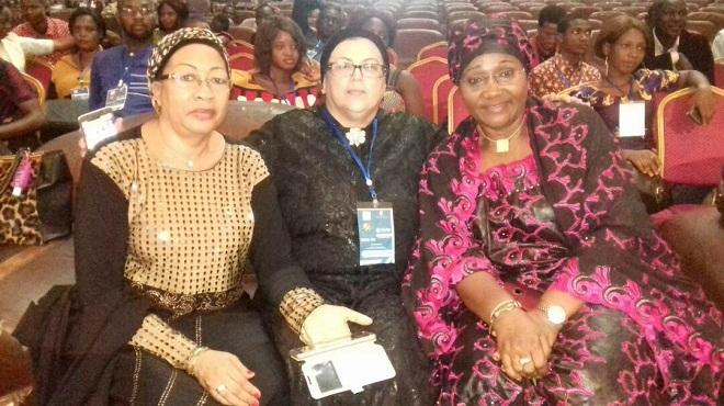 تعيين سميرة ياسني ممثلة دائمة للبرلمان الإفريقي للمجتمع المدني
