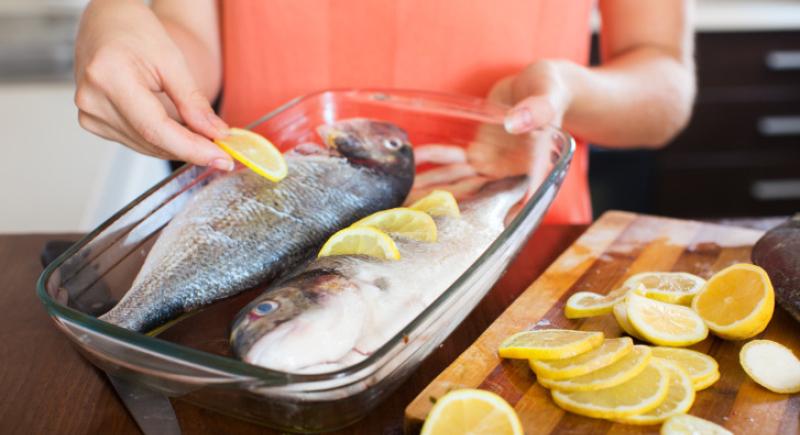 تناول الأسماك يقيك من أمراض القلب والأوعية الدموية