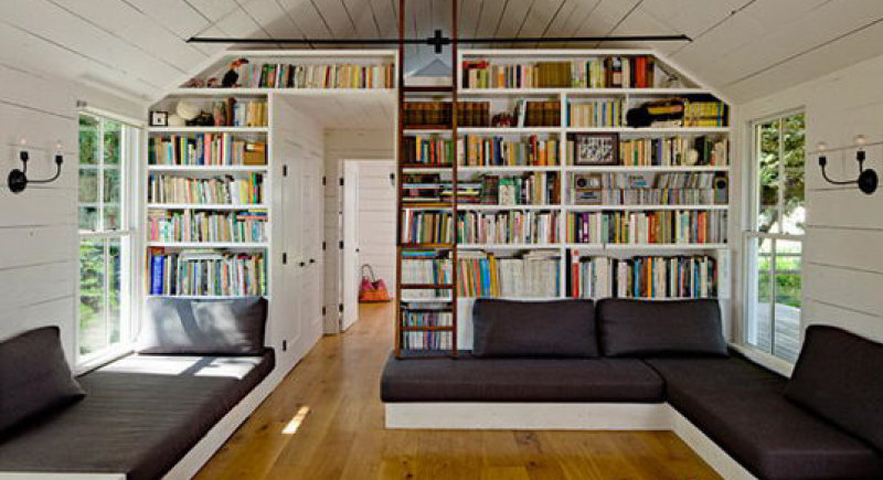 دراسة أمريكية: مكتبة صغيرة بالمنزل تساوي إنجازات كبيرة للطلاب