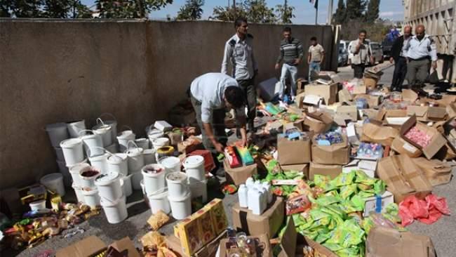 صادم.. 133 طن من المواد الفاسدة كانت في طريقها لموائد رمضان