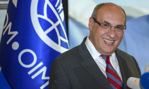 انتخاب البرتغالي أنطونيو فيتورينو مديرا عاما لمنظمة الهجرة الدولية