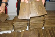 اعتقال زوجين متلبسين بتهريب أزيد من 356 كيوغراما من الحشيش !