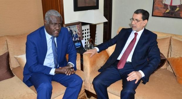 فاكي ينوه بمساهمة المغرب في المشاريع الحيوية التي يباشرها الاتحاد