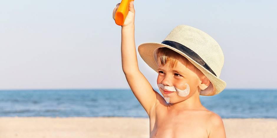 احذر.. الأطفال أكثر عرضة من غيرهم لضربة الشمس في السيارة!