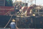 أمن أكادير يحقق في حريق مهول اندلع بالميناء الجديد