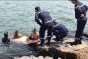 شابة تتعرض للغرق في شاطئ أكادير