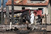ترحيل جثماني زوجين مغربيين ضحايا انفجار بإسبانيا