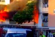 هولندا.. مغربي يقتل زوجته ويضرم النار في منزله