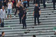 شيشاوة.. مباراة في كرة القدم تنتهي بشغب وعنف واعتقالات
