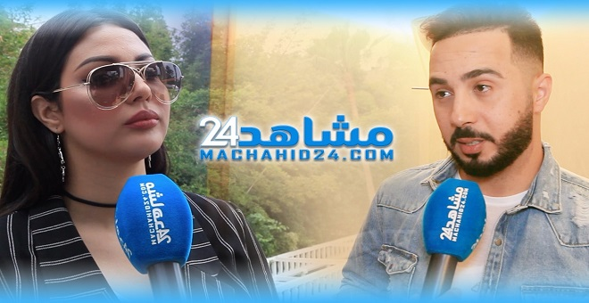 بالفيديو.. ابتسام تسكت تستفز بدر سلطان أمام الصحافة في موازين