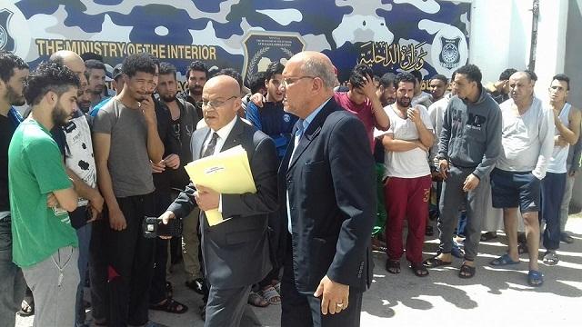 ضمنهم مغاربة.. الأمم المتحدة تدعو لوقف احتجاز المهاجرين في ليبيا