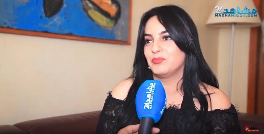 بالفيديو.. نادية لعروسي: ماشي مخديتش حقي لكني أتريث في أعمالي