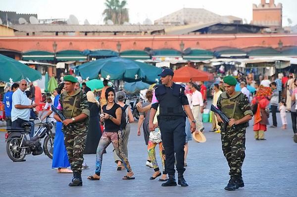 تقرير دولي.. المغرب ضمن الدول الأكثر أمنا في شمال إفريقيا