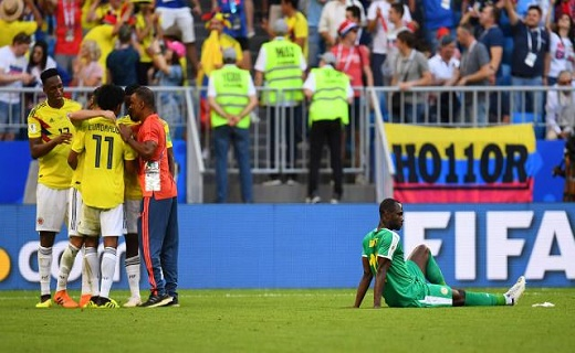 السنغال تصدم الأفارقة بالمونديال