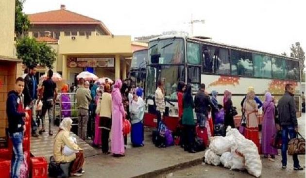عطلة عيد الفطر: المسافرون مدعوون إلى برمجة أسفارهم بوقت كاف
