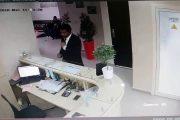 بالفيديو.. لص يسرق هاتف من عيادة طبية بالدار البيضاء