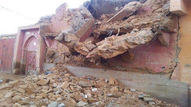 مراكش.. انهيار منزل طيني يودي بحياة 3 طفلات