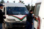 أمن آسفي يعتقل مجرما واجه شرطيا بسيف