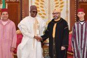 الملك يجري مباحثات مع الرئيس النيجيري والتوقيع على اتفاقيات تعاون بين البلدين