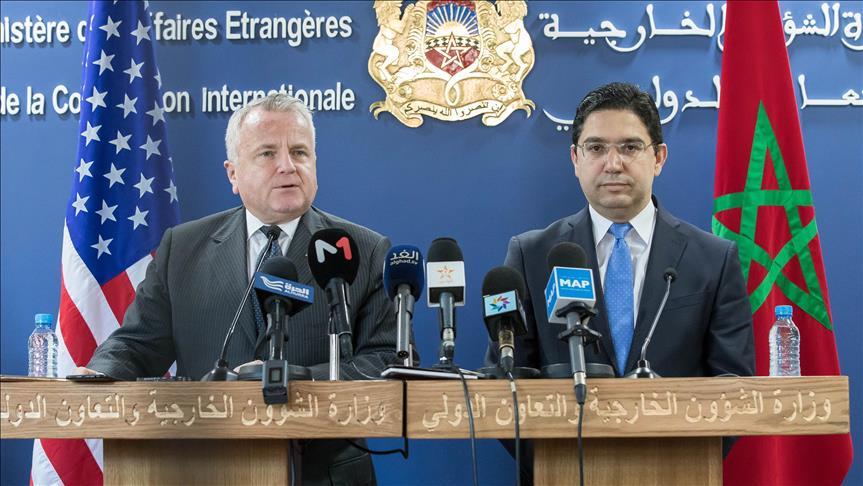 اتفاق مغربي أمريكي على تعزيز العلاقات العسكرية ومحاربة الإرهاب