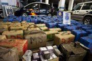 جنوب اسبانيا.. حجز أزيد من 3 أطنان من الشيرا في مستودع سري لتخزين المخدرات